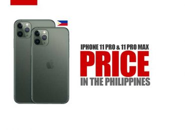 These are the official price of iPhone 11 Pro and iPhone Pro Max in the Philippines