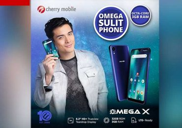 OMEGA Sulit Phone: Only P3,999
