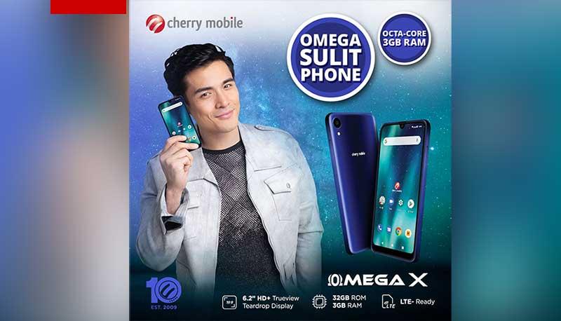 cherry mobile omega x