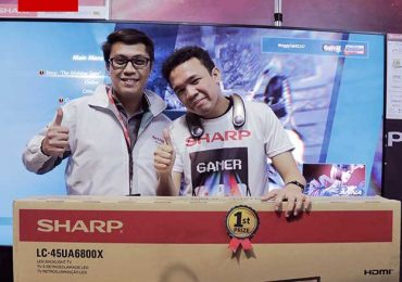 Sharp Philippines as official exhibitor at ESGS 2019