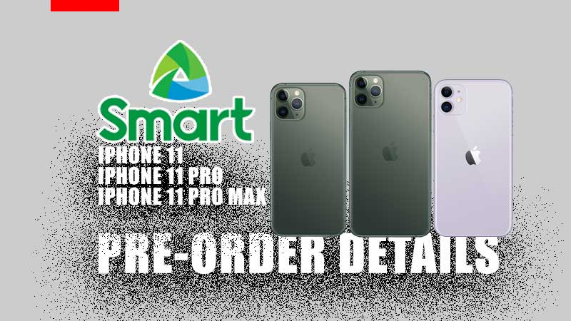 smart iphone 11 pre order