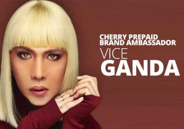 Cherry Prepaid launches Vice Ganda as newest endorser