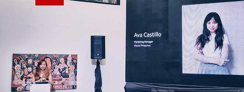 Ava Castillo Xiaomi Philippines