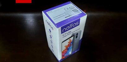 Neffos C7 Lite Review; a smartphone brand by TP-Link