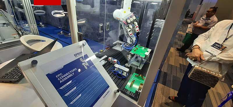 epson n2 robot