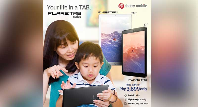 Photo of Cherry Mobile outs Flare Tab Series