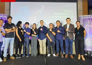 New Garmin wearables launched in the PH