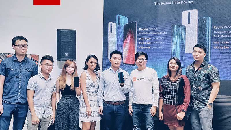 Photo of Xiaomi PH brings Redmi Note 8 series; Crazy pricing in tow