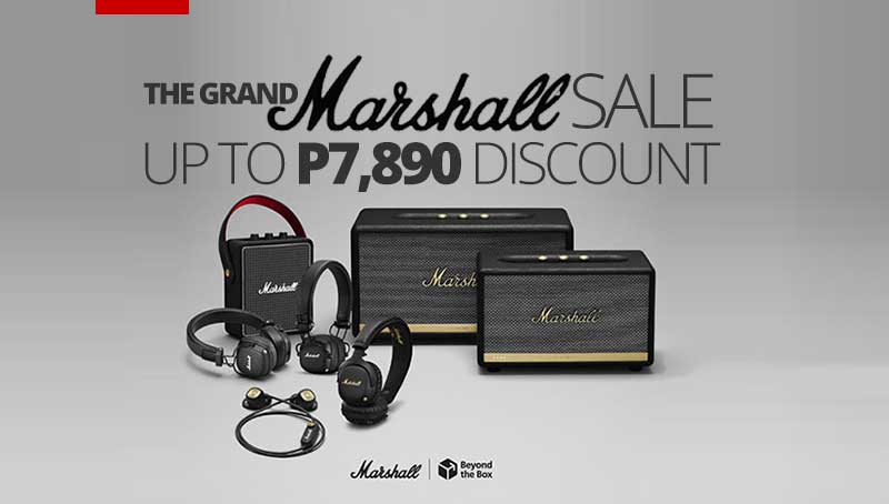 Save up to P7,890 with The Grand Marshall Sale