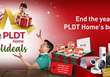 PLDT Home ushers in Christmas with the biggest holiday sale!