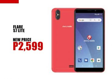 Cherry Mobile Flare S7 Lite NEW Price: P2,599