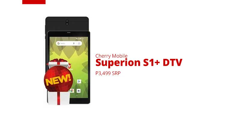 Photo of Budget Tablet with Digital TV: Cherry Mobile Superion S1+ DTV