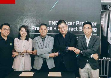 Partnership Sealed: Acer and TNC Premium Cafe and Ground Zero