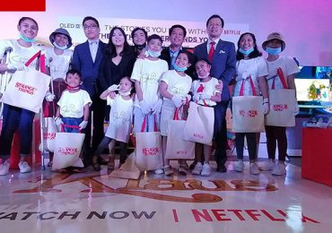 LG PH partners with Netflix for a bigger and better Christmas