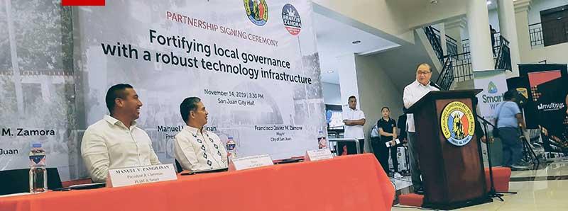 Manny Pangilinan Tech Patrol