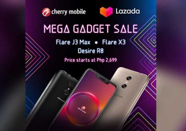Cherry Mobile announces Mega Gadget Sale in Lazada