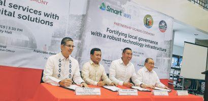 San Juan City is now a Smart City