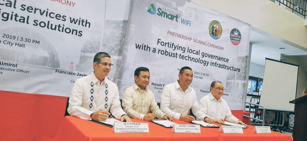 Photo of San Juan City is now a Smart City