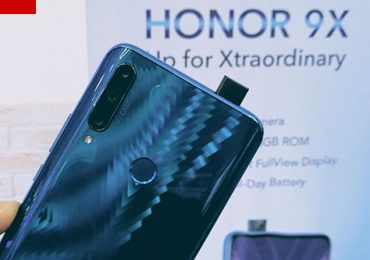 Honor launches Honor 9X in the PH for only P12,490!