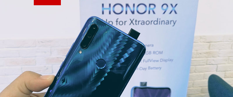 Photo of Honor 9X Review