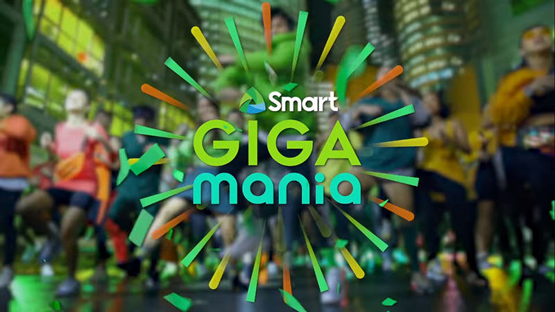 Smart's Giga Mania Raffle Promo: P30 million worth of prizes!