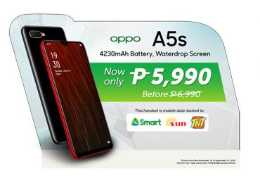 Smart x OPPO: Affordable LTE phones to PH