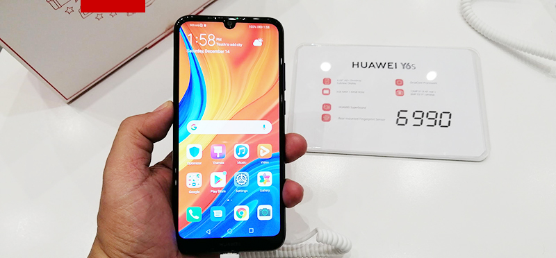 huawei y6s review philippines