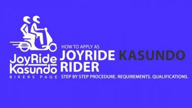 joyride online application