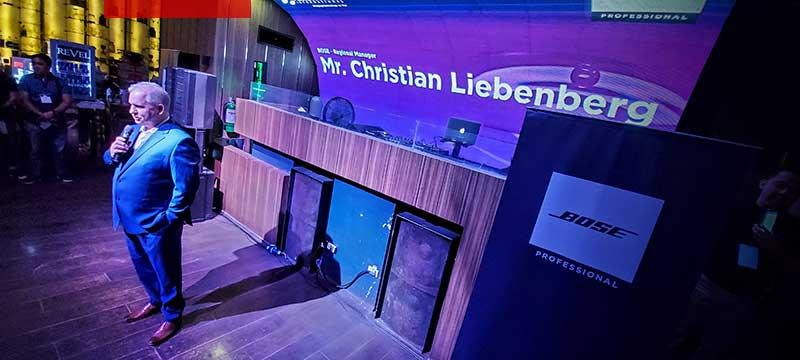 Christian Liebenberg