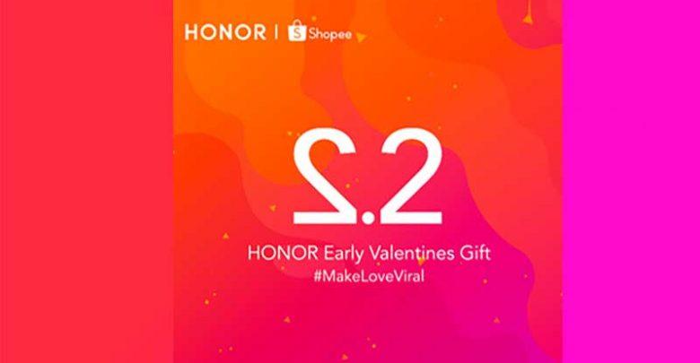 Honor Valentines Promo