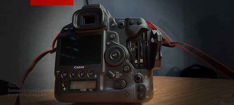 Canon EOS 1D Mark 3 Philippines
