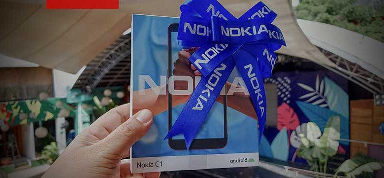 Nokia C1 Price Philippines