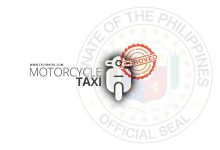 Motorcycle Taxi Philippines