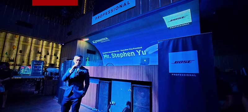 Stephen Yu Versatech