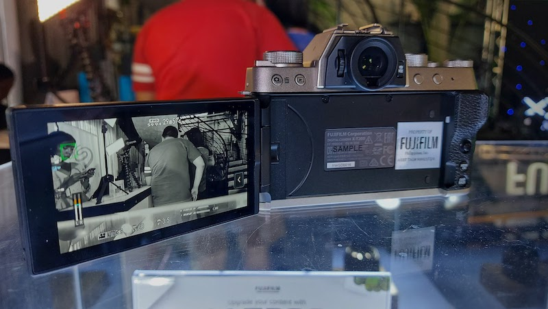 Fujifilm Philippines XT 200
