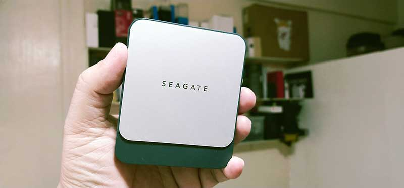 Seagate Fast SSD Review 2020