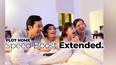 PLDT HOME BOOST