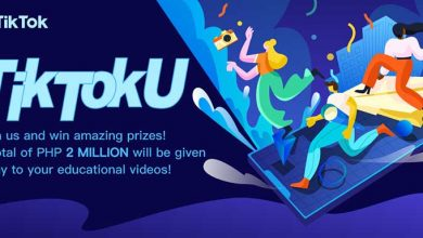 Photo of Did you know you can win up to P40k by creating Tiktok educational videos?