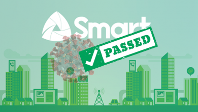 Photo of SMART: We passed the COVID test