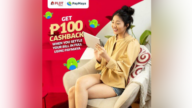 Photo of Earn Cashback by paying your PLDT Home bill via PayMaya