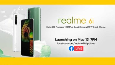 Photo of realme Philippines to launch sub-10k realme 6i on May 13