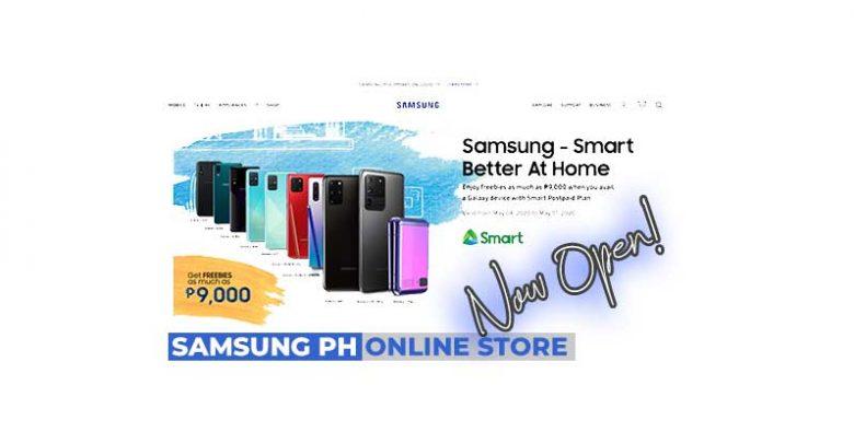 samsung ph online store