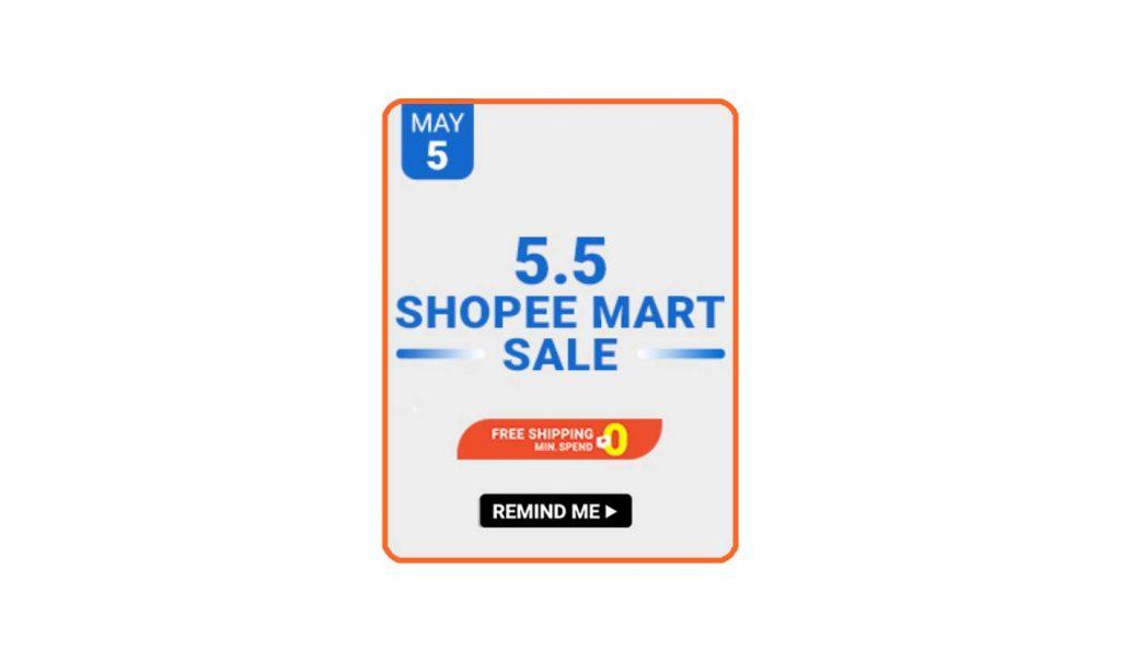 shopee mart