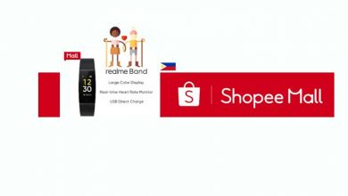 realme shopee mall