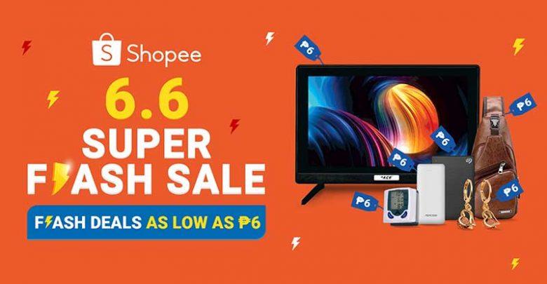 Shopee 6 6 sale