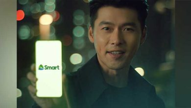 Photo of Smart unveils 'Simple, Smart Ako' campaign feat. South Korean superstar Hyun Bin