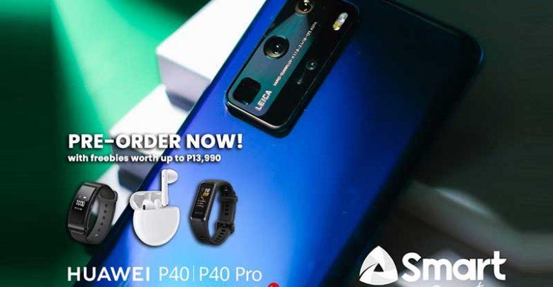 Smart Huawei P40 Plan