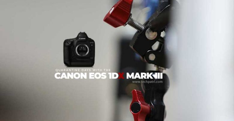 Canon EOS 1DX Mark III Review