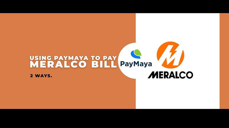 PayMaya Bills Payment Hack