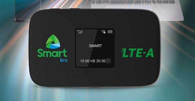 smart lte a pocket wifi